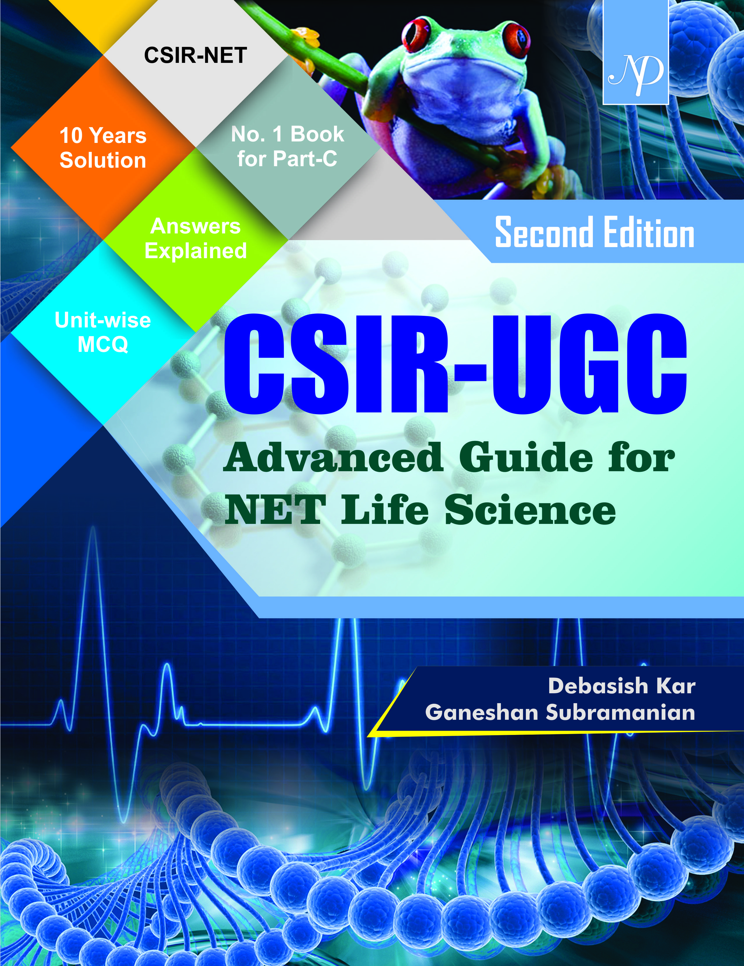 Csir ugc net life science books free download