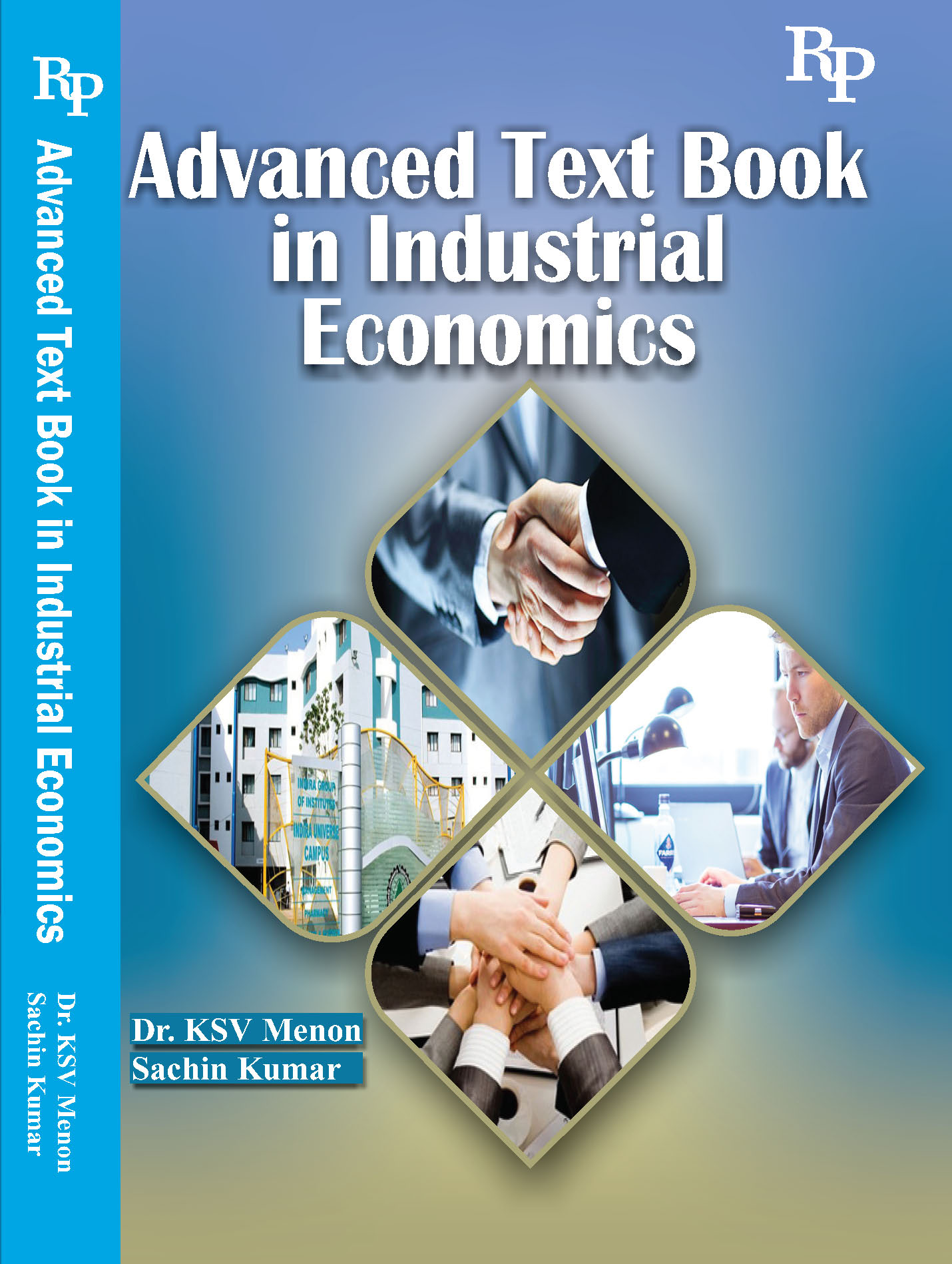 Advanced Text Book in Industrial Economics
