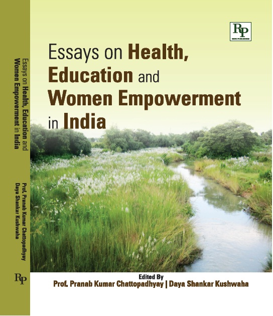 Essays On Health, Education And Women Empowerment In India